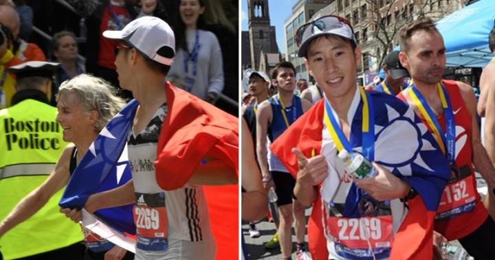 【跑友網誌】波士頓馬拉松 聖堂解鎖