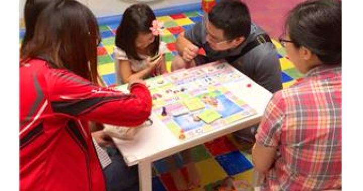 投票做公益,支持孩子從遊戲學習正確暴力認知!