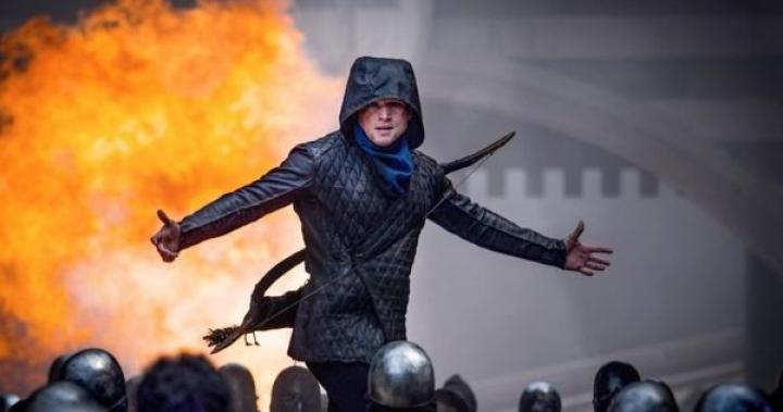 【影評】《羅賓漢崛起》射起來與站起來 @ 電影說輸人