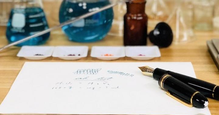 台灣 蘭泉墨研所 Ink Institute - 訂製色 Customize 30ml 鋼筆墨水