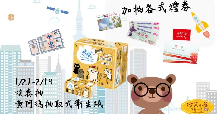 問卷:2018選後心情札記 - 微笑小熊調查小棧
